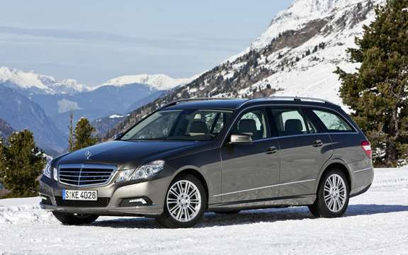 Mercedes-Benz E-Class family: The last family member