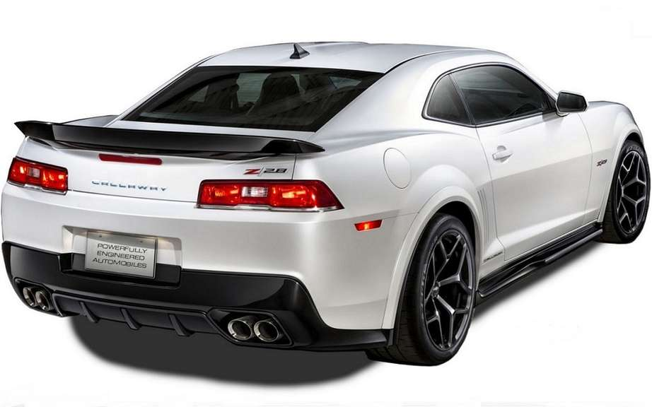 Chevrolet Camaro Z/28 2014 available from $ 77,400