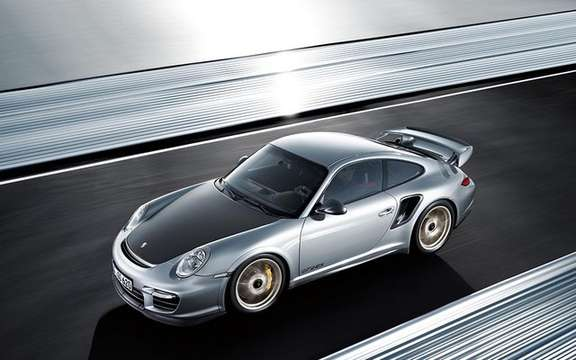 Porsche 911 GT2 RS: The most powerful 911 ever produced