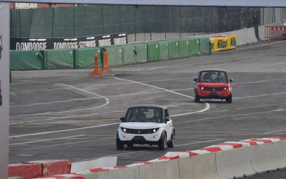 Clean Week 2020: Mobility own circuit of Zolder