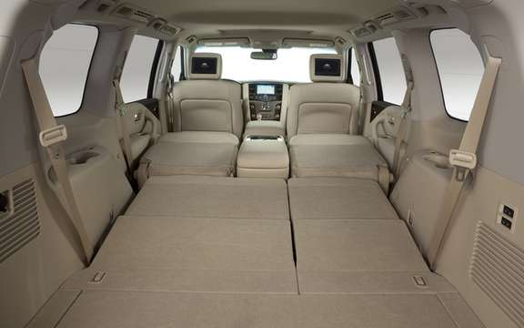 Infiniti QX 56 2011: From $ 73,000 as in 2010 picture #3