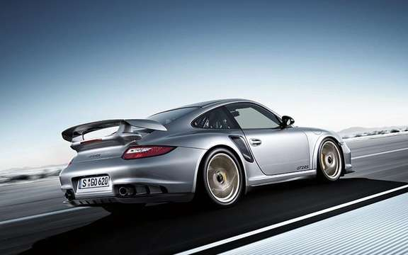 Porsche 911 GT2 RS: The most powerful 911 ever produced picture #2