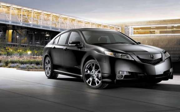 New Acura TL 'A-Spec' available across Canada