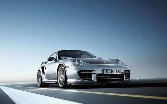 Porsche 911 GT2 RS: The most powerful 911 ever produced picture #3