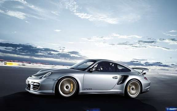 Porsche 911 GT2 RS: The most powerful 911 ever produced picture #4