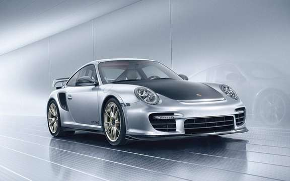Porsche 911 GT2 RS: The most powerful 911 ever produced picture #6