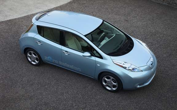 The Renault-Nissan Alliance Partners with the City of Toronto on zero-emission vehicles picture #2