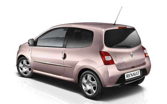 Renault Twingo edition MissSixty Premiere French car 100% feminine picture #2