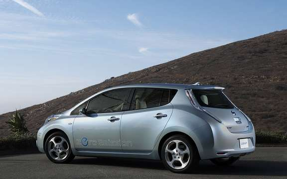 The Renault-Nissan Alliance Partners with the City of Toronto on zero-emission vehicles picture #3