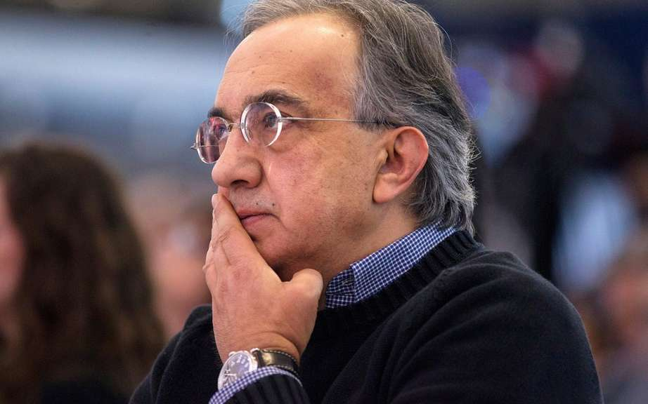 Sergio Marchionne: Still at least three years