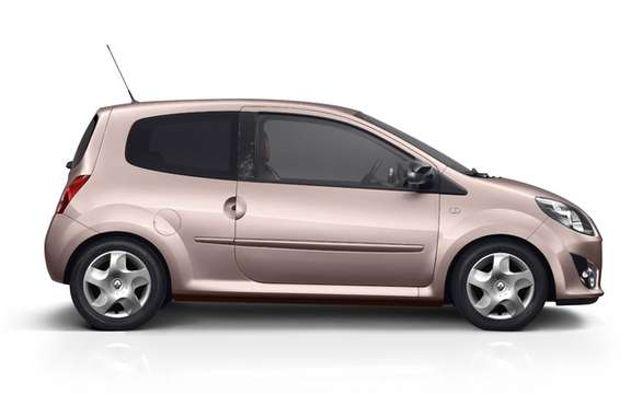 Renault Twingo edition MissSixty Premiere French car 100% feminine picture #3