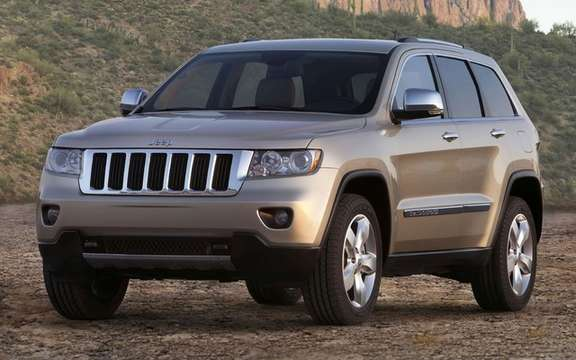Jeep Grand Cherokee 2011: Available from $ 37,995