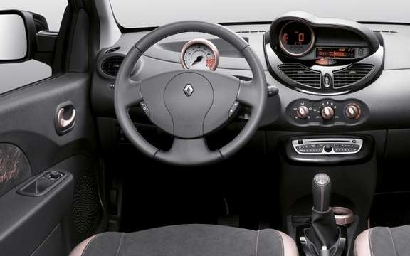 Renault Twingo edition MissSixty Premiere French car 100% feminine picture #6