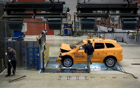 Volvo, a decade of crash tests