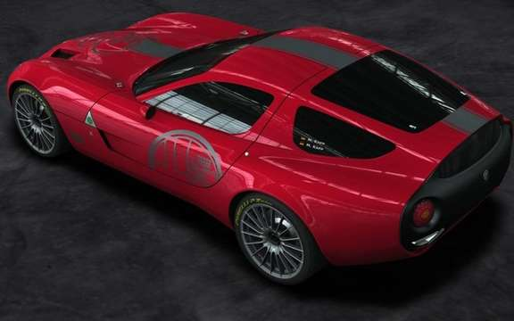 Zagato TZ3 Corsa: A single command picture #2