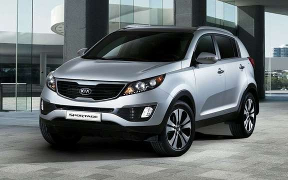 2011 Kia Sportage: From $ 21,995 in Canada picture #3