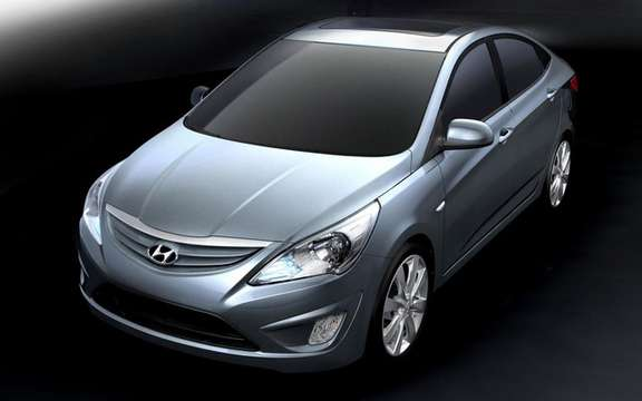 Hyundai Avante 2011: It is also called Elantra picture #2