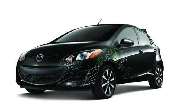 Mazda2 Yozora Edition 2011: Exclusive to the Canadian market picture #2