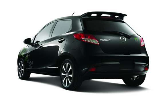 Mazda2 Yozora Edition 2011: Exclusive to the Canadian market picture #3