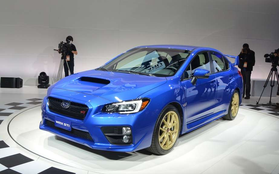 Subaru Canada: 2013 - Another record for the year