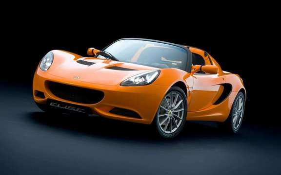 Lotus Elise 1.6: The sports car has the cleanest petrol engine? picture #1