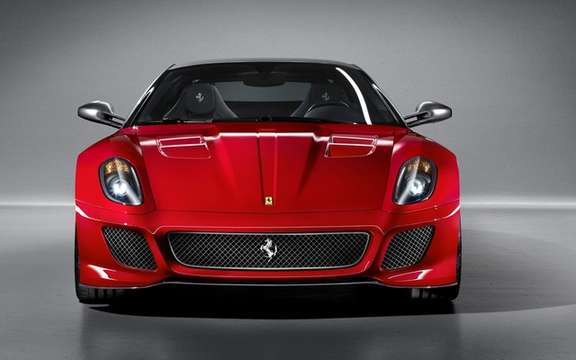 Ferrari 599 GTO: Three mythical letters picture #3