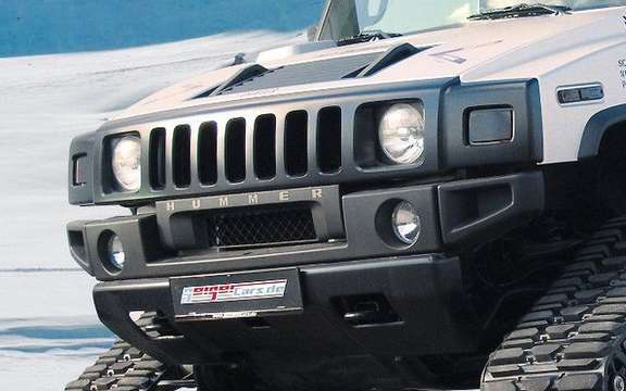 Equiterre acquired the Hummer brand