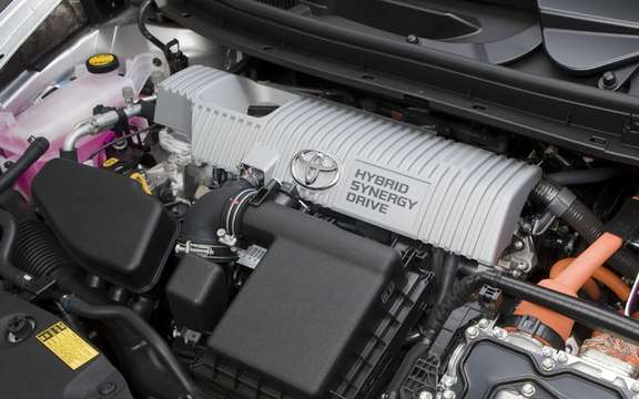 Toyota and Mazda conclude a license agreement regarding hybrid technology picture #2