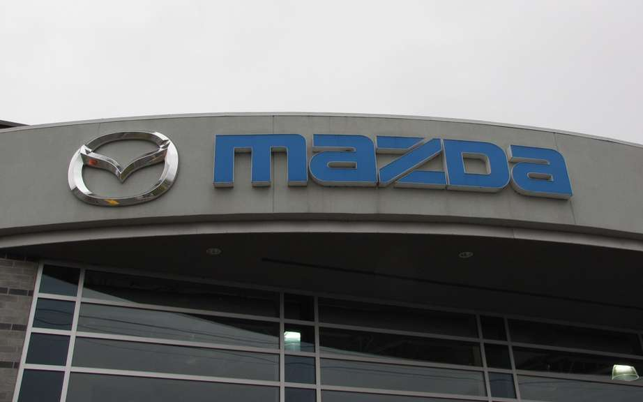 Mazda Canada reports its results for the sale of the year 2013 picture #5
