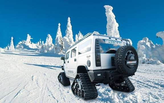 Hummer H2 Bomber: The SUV Crawler picture #2