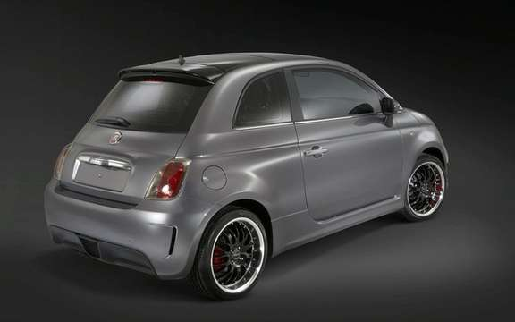 Fiat 500 electric: Exclusive to North American market picture #2