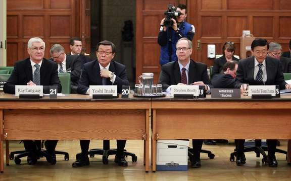 Toyota executives face Canada parliamentary committee picture #2