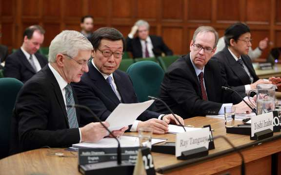 Toyota executives face Canada parliamentary committee picture #4