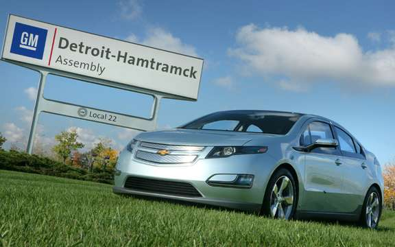 The Chevrolet Volt was launched in California and Michigan in 2010.