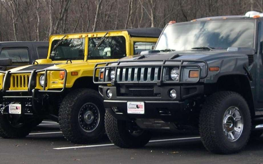 The Hummer brand will have to be dismantled