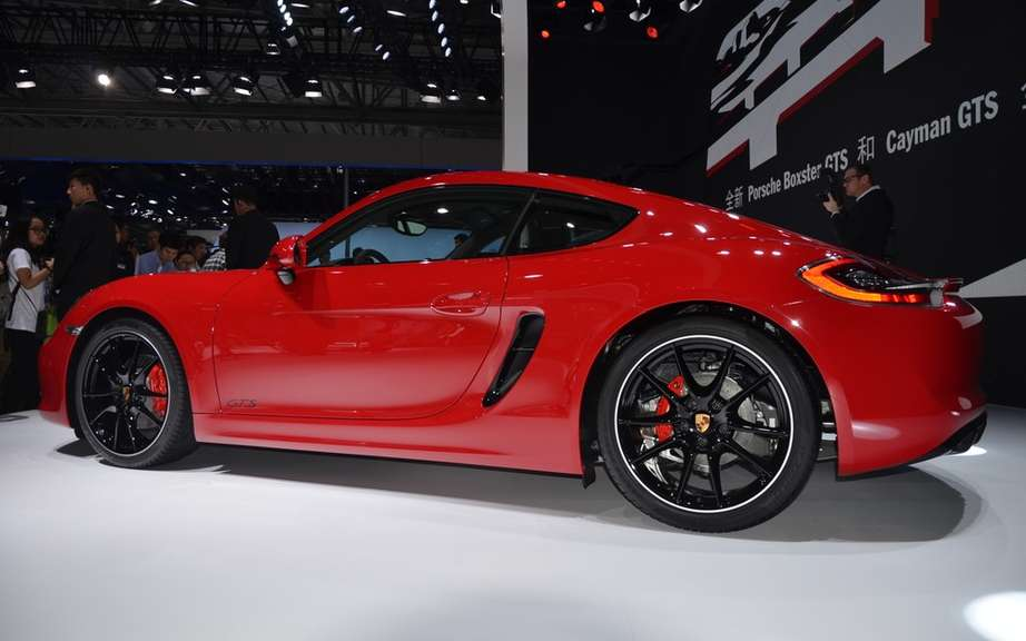 The Boxster and Cayman GTS Unveiled picture #8