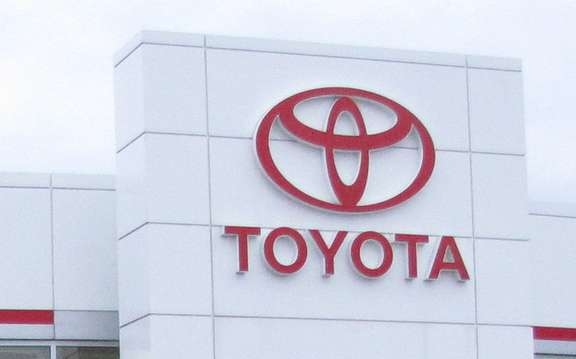 Toyota says the system priority of brakes more vehicles