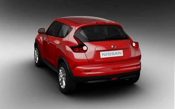 Nissan Juke 2011: a new compact crossover picture #2