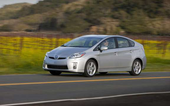 Toyota Prius: it is facing problems brakes
