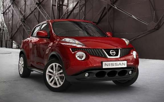 Nissan Juke 2011: a new compact crossover picture #3