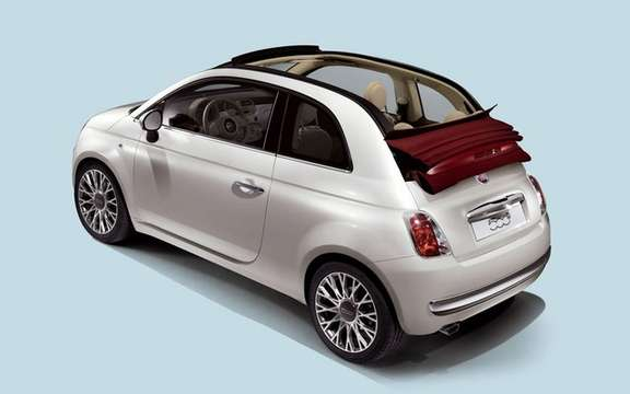Car and Brand GAY Europeenne: Citroen and Fiat 500C