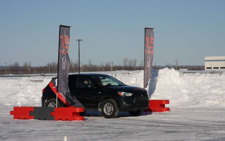 Winter driving course has preventive ICAR picture #2