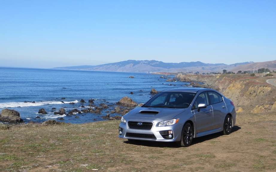 Subaru Canada: 2013 - Another record for the year picture #2