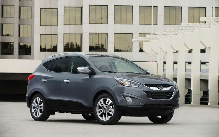 Hyundai Canada reports record sales in 2013 picture #3