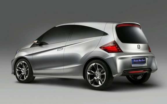 Honda 'New Small Concept': a term Indian sauce picture #4