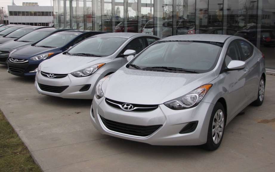 Hyundai Canada reports record sales in 2013 picture #4