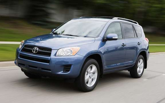 Toyota will increase production of the RAV4 in Ontario