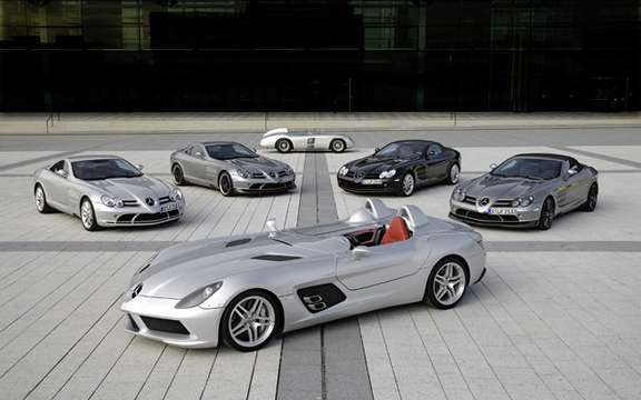 Mercedes-Benz SLR: The end is near