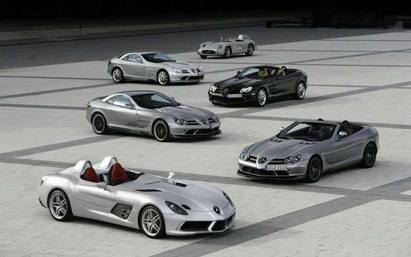 Mercedes-Benz SLR: The end is near picture #2