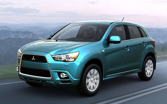 Mitsubishi RVR 2011: as it is called in South Korea picture #4